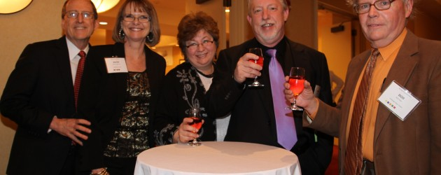 "Newspaper professionals ""Take Five"" at annual convention"