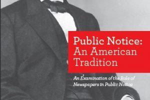 "New version of ""Public Notice: An American Tradition"" pamphlet now available – FREE DOWNLOAD"